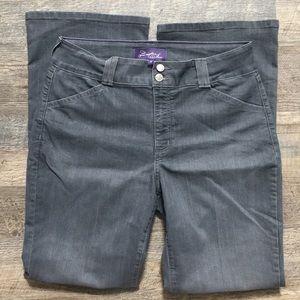 NYMJ Gray Jeans Size 12